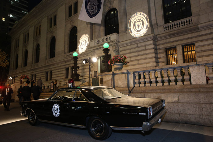 Gotham Filming Locations | On Location Tours