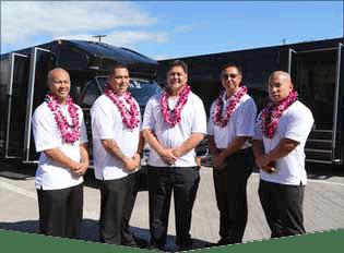 Hoku Hawaii Tour guides
