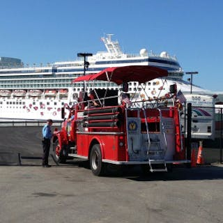 Information For Cruise Ship Passengers Portland Fire Engine Co - Portland maine cruise ship terminal