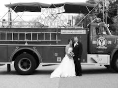 Portland Fire Engine Co. Wedding Charter