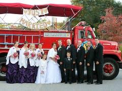 Portland Fire Engine Co. Wedding Charters