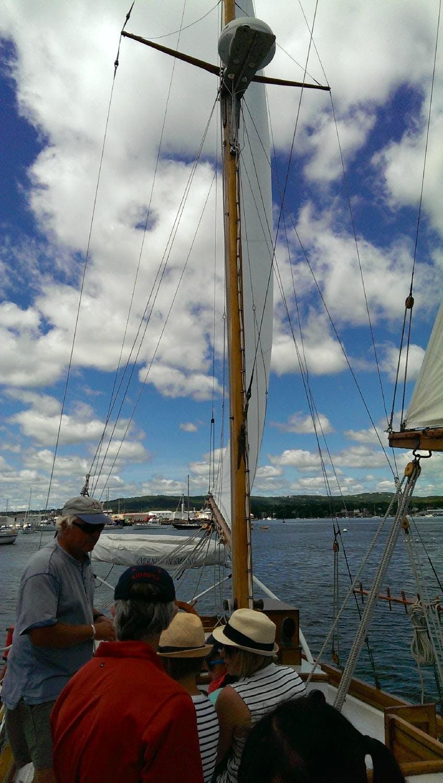 2 Hour Sailing Trip Image 2