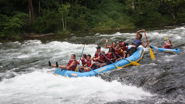Watauga River Rafting, Tubing, Paddling, Kayaking