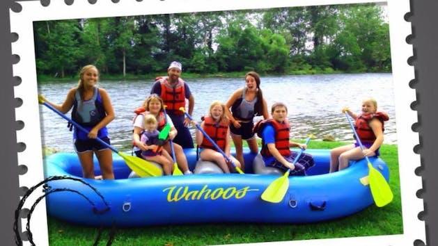 Watauga River Rafting, Tubing, Paddling, Kayaking