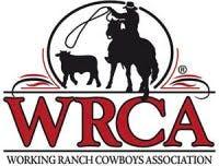 working ranch cowboys association logo