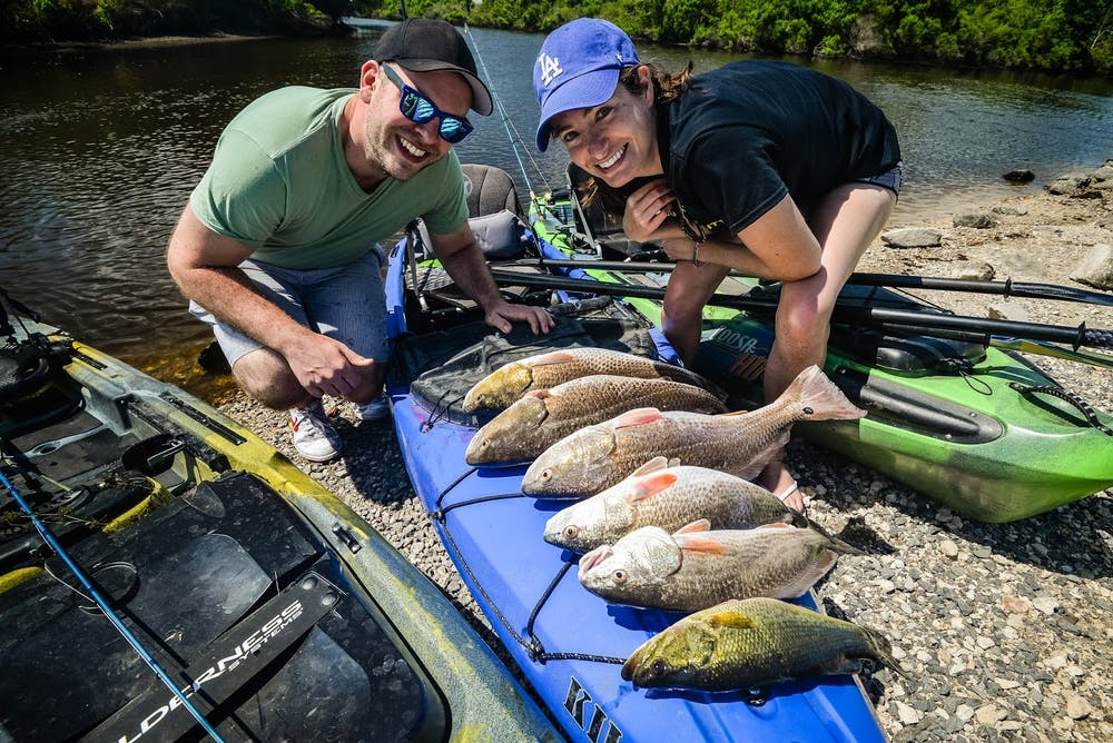 Louisiana kayak fishing reports for Kayak fishing louisiana