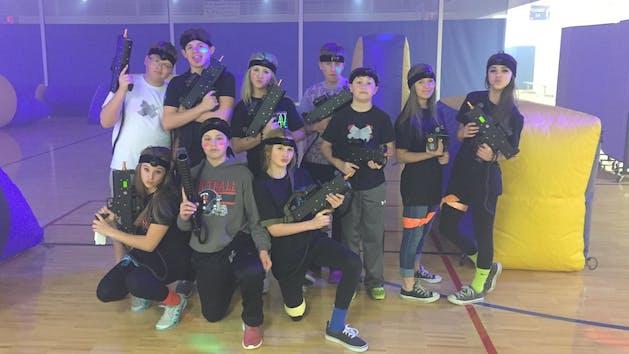 Mobile Lasertag Tournament Battlefront Memphis