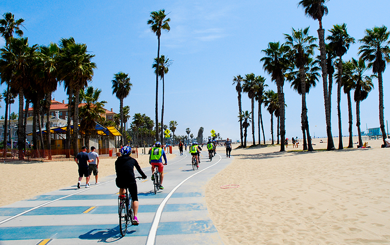 Santa Monica Venice Beach Bike Tour 3