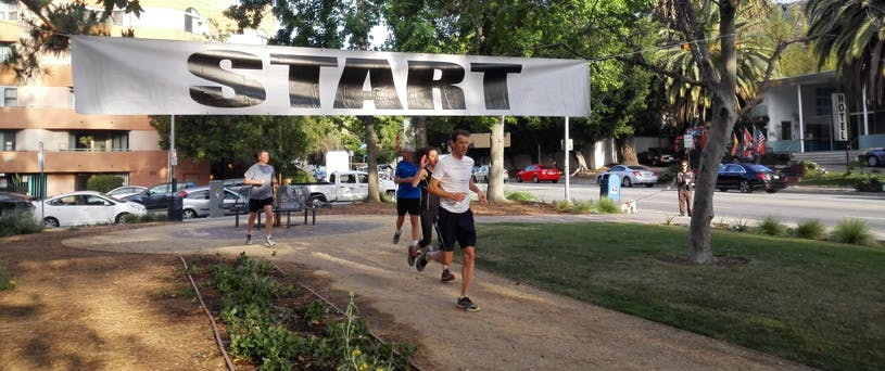 Fun Run Los Angeles Bikes and Hikes LA