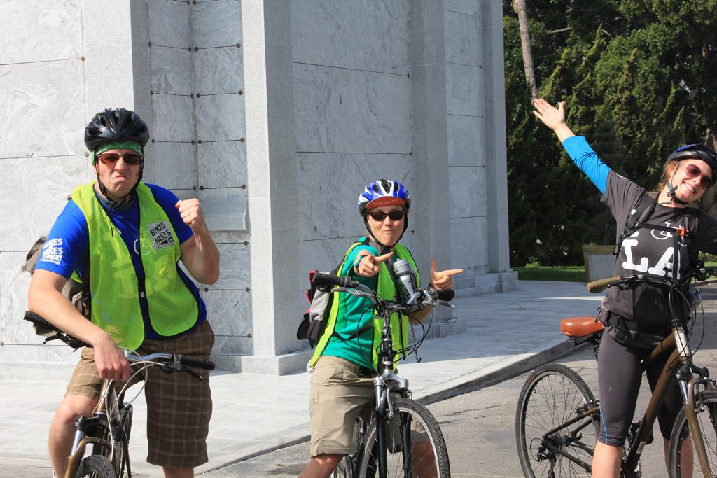 Hollywood Bike Tours