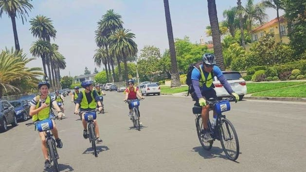 Rent a Bike Los Angeles