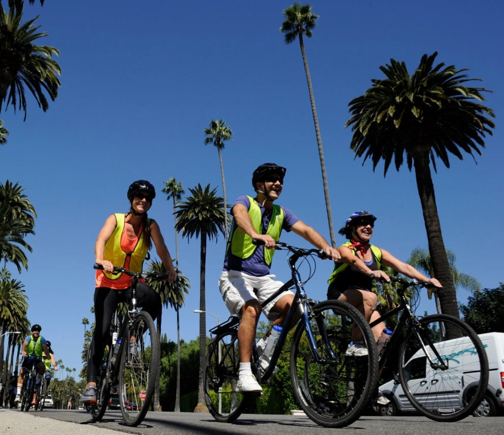 bike rental beverly hills