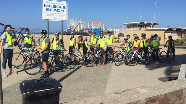 Santa Monica Venice Bike Tour