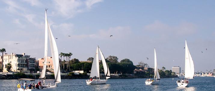 los angeles sailing