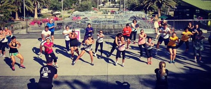 Group Fitness Events LA