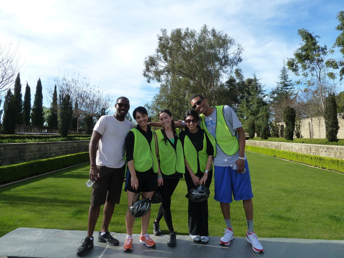 Greystone Mansion Tours, Bikes and Hikes