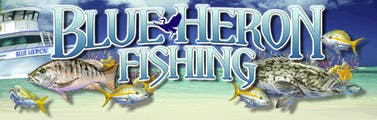 Blue Heron Drift Fishing Fleet Serving West Palm Beach and Jupiter Florida