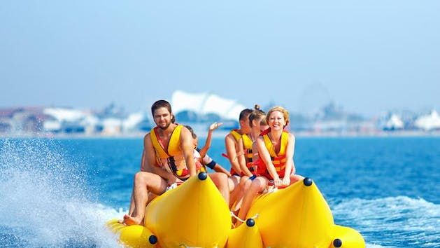 Banana Boat Ride With Jetboat Miami