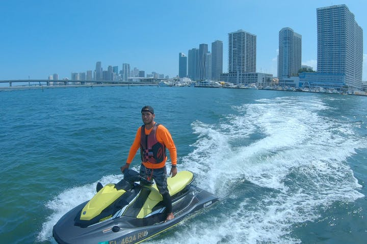 Jet Ski Rental Miami, Florida | JetBoat Miami