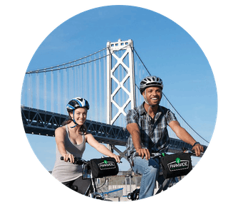 Parkwide Bike Rentals Amp Tours San Francisco Parks