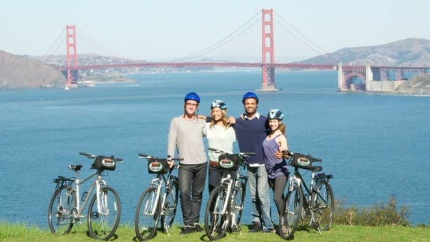 Golden Gate Bridge to Sausalito Guided Tour Image 1