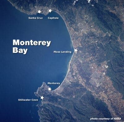 Sailing In Monterey Bay | Pacific Sail