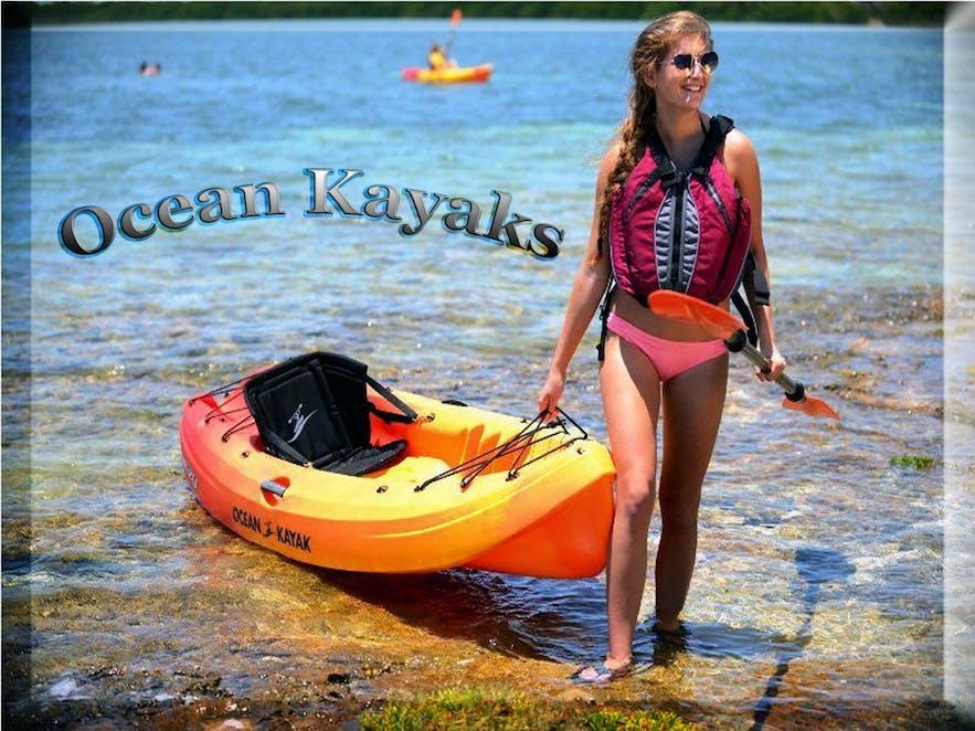 Ocean Kayak   TwoGood Kayaks