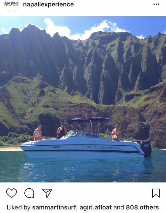 North Shore Vs South Side Vs West Side Na Pali Experience