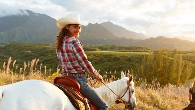 Paniolo Horseback Ride