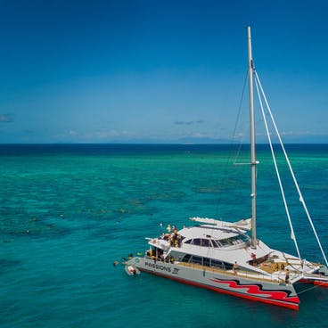 (c) Passions of Paradise - Full Day Great Barrier Reef Tour