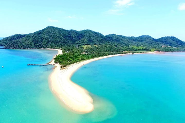Dunk Island, Mission Beach Overnight Tour - (c) Barefoot Tours