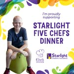 Barefoot Tours proudly supports and sponsors Starlight Five Chefs