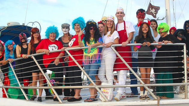 Halloween Express Ma'alaea | Pacific Whale Foundation