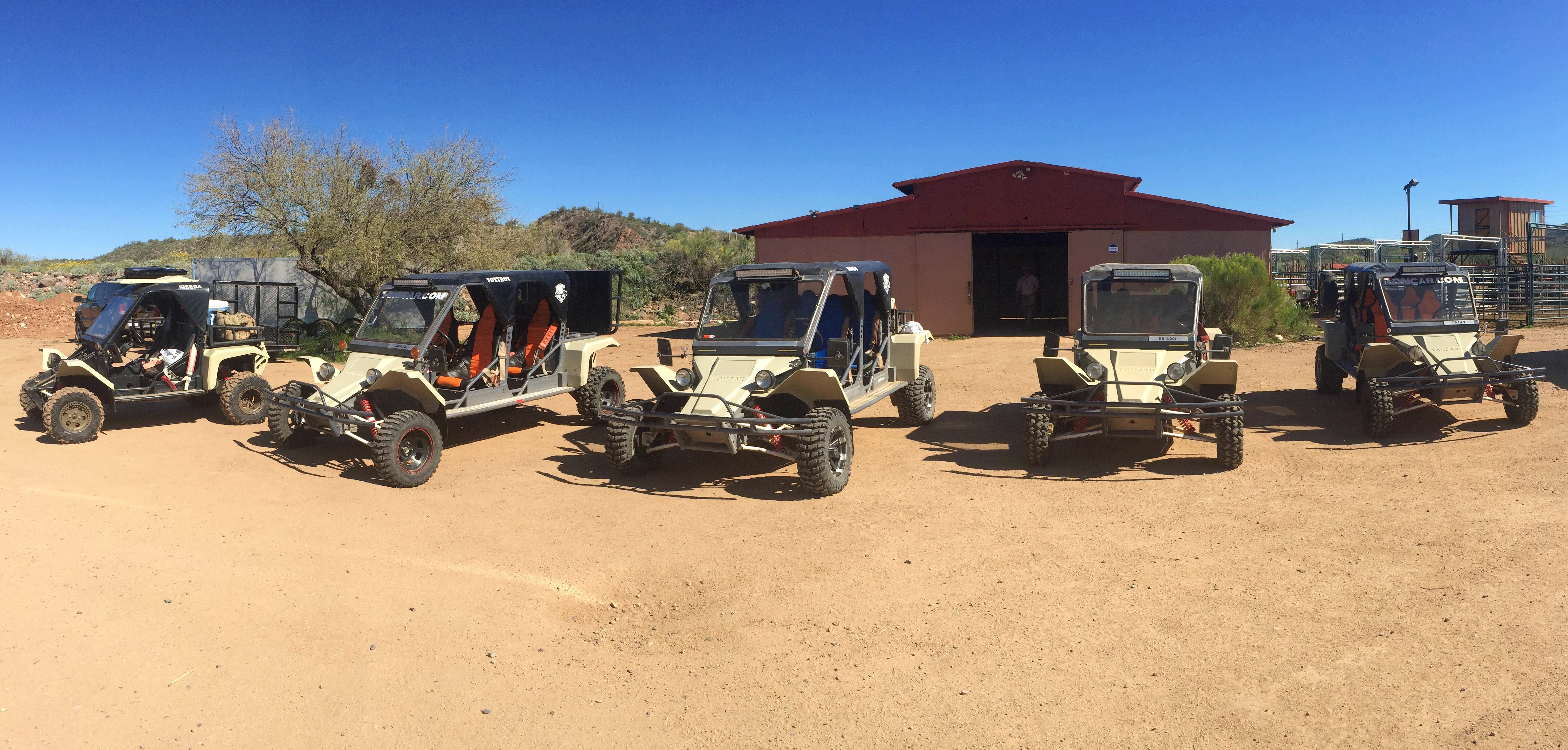 ATV rentals ready for Phoenix tour