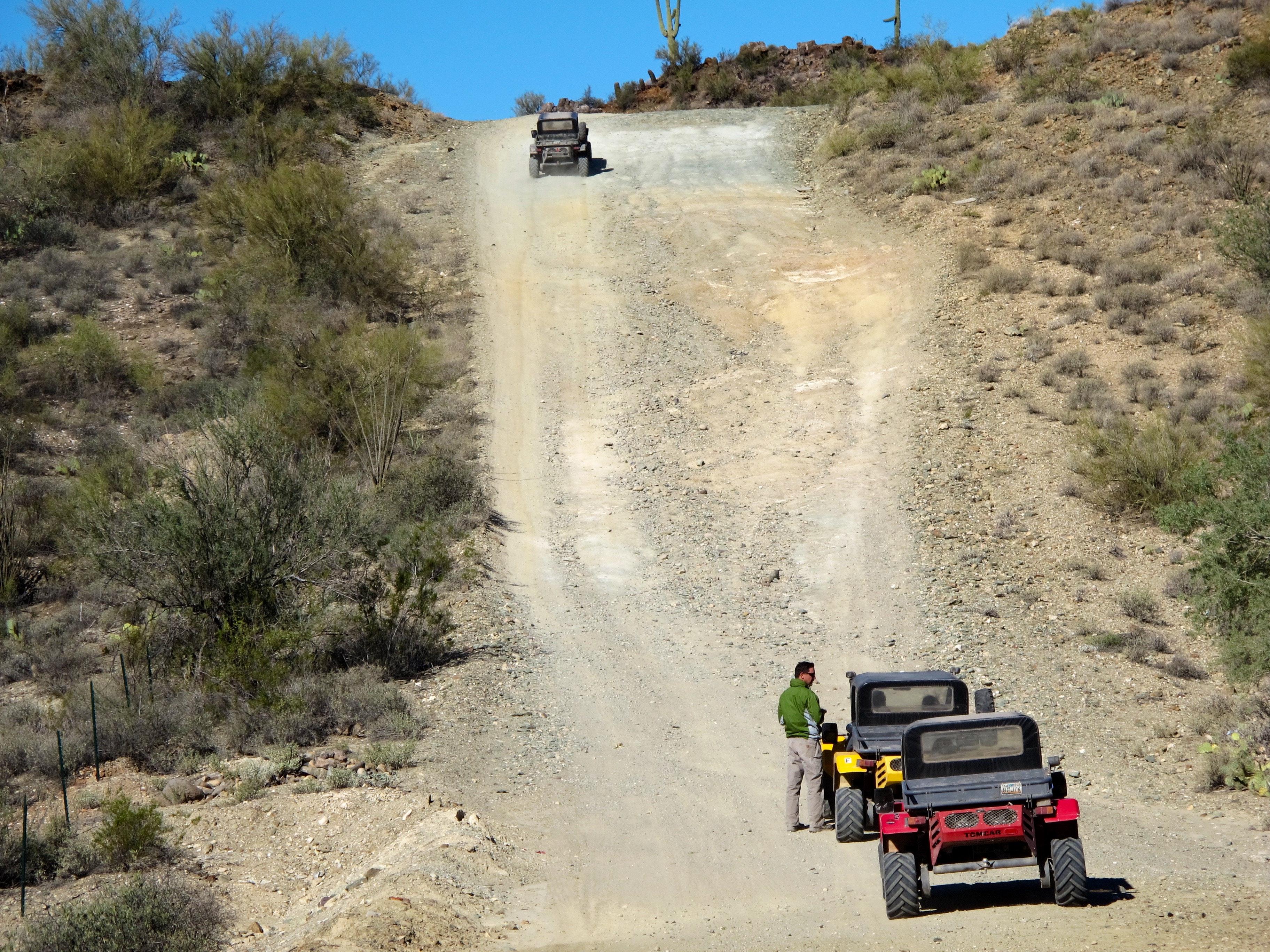 Phoenix | Scottsdale ATV Tours Desert Wolf