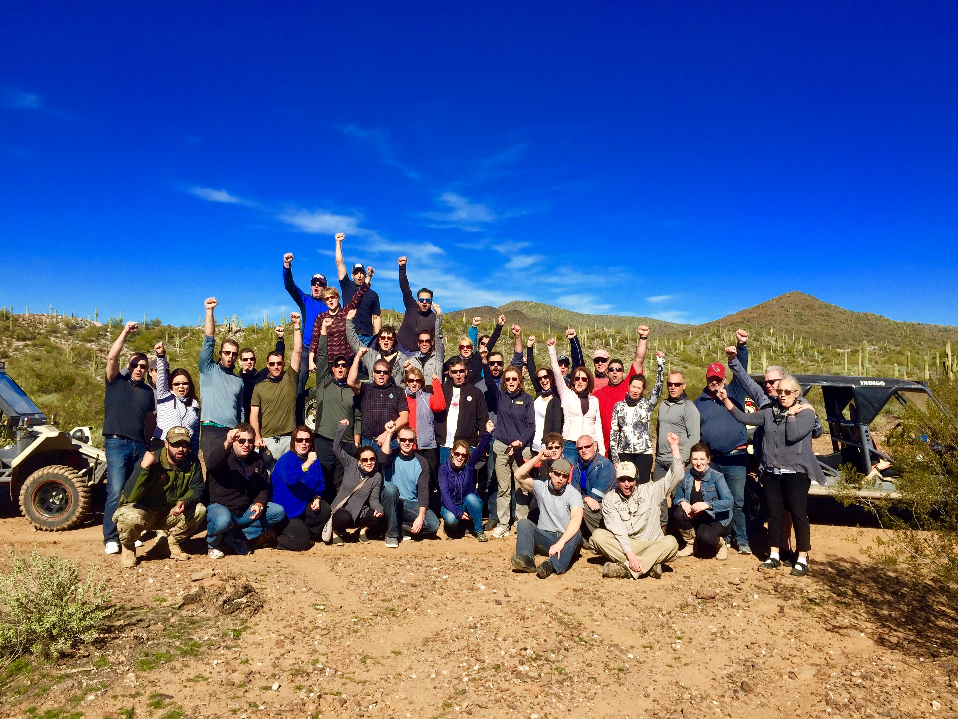 Group & Team Building Adventures near Phoenix