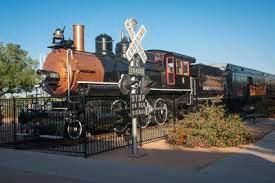 McCormick Stillman Railroad