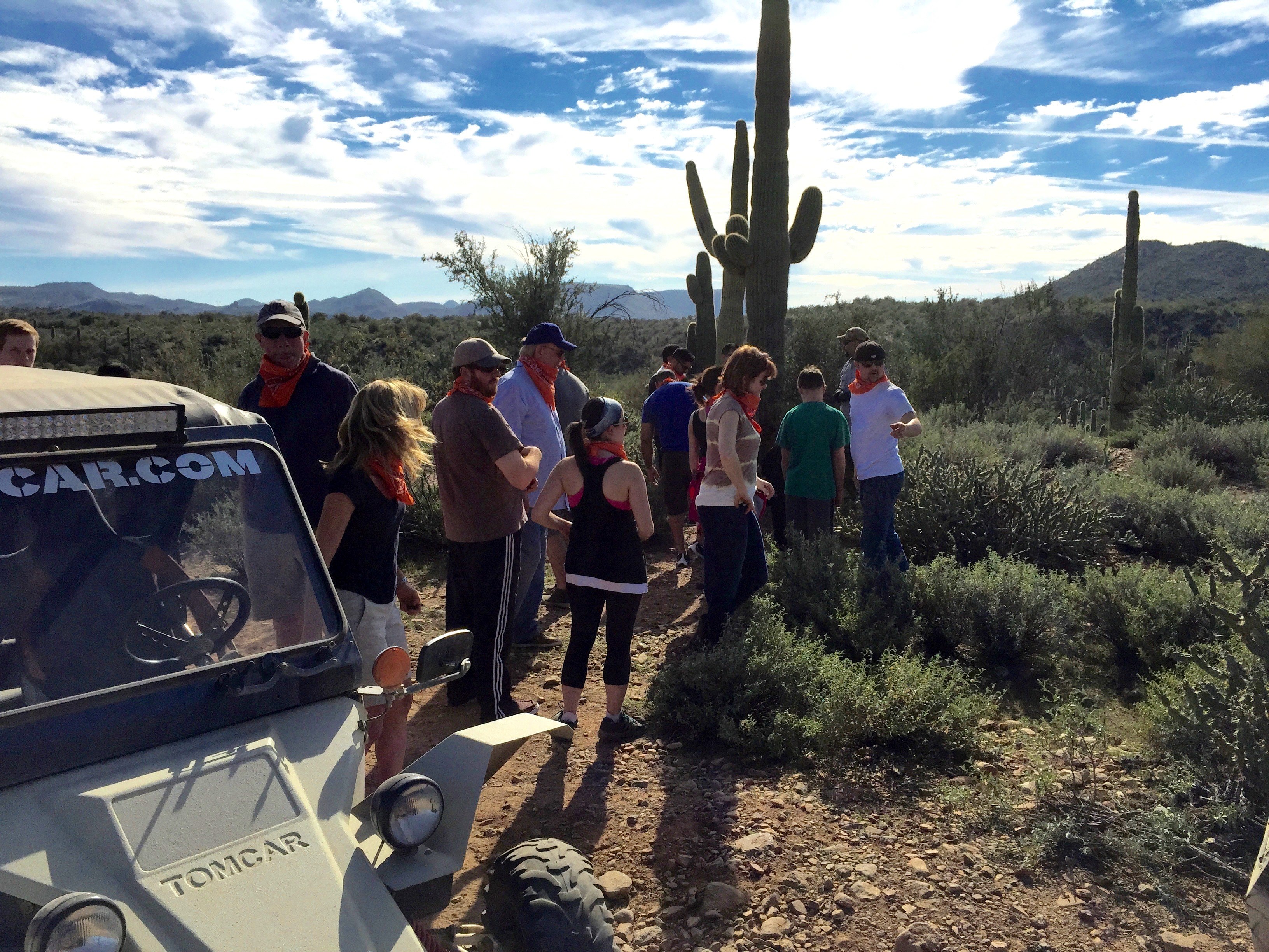 Desert Wolf Tours Top 5 Things To Do in Phoenix, Arizona