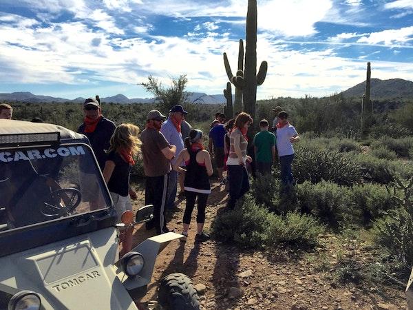 Desert Wolf Tours Top 5 Things To Do in Phoenix, Arizona