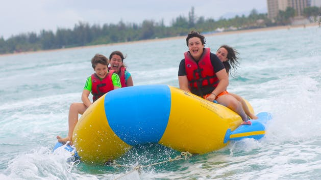 Banana Boat Activity Purerto Rico