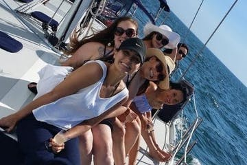 Women on a Private Charter