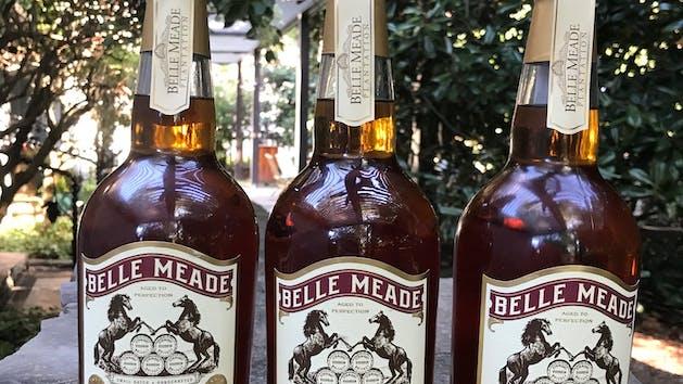 Bourbon at Belle Meade