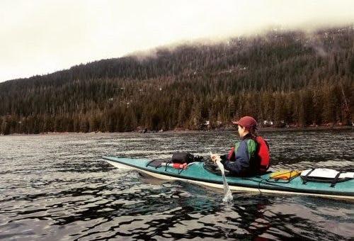 Becca Sea Kayaking