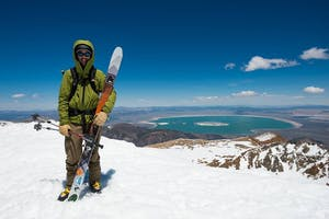 MICA Guides Skiing