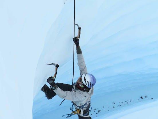MICA Matanuska Ice Climbing Adventures