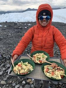 Matanuska Glacier Tour Meals