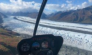 Glacier Helicopter Tour Alaska