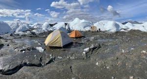 Matanuska Glacier Tents