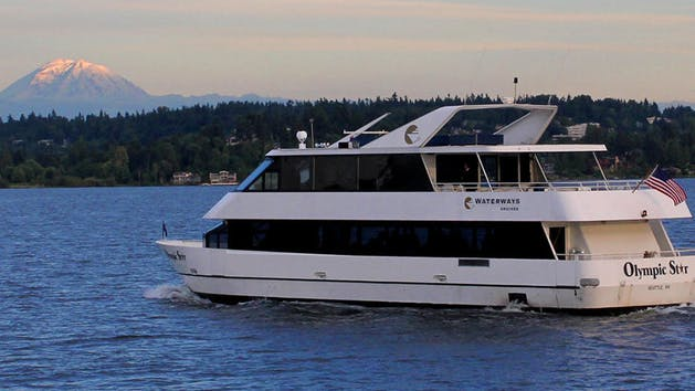 Seattle Dinner Cruise Waterways Cruises And Events - Cruise from seattle