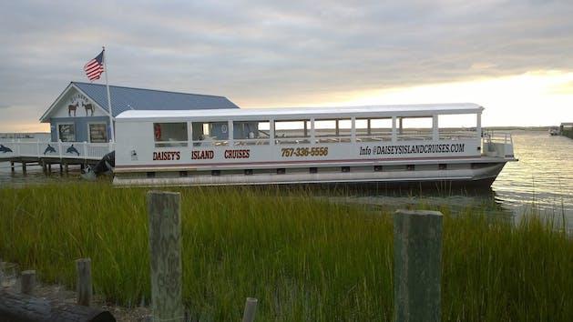 Scenic Pontoon Cruise